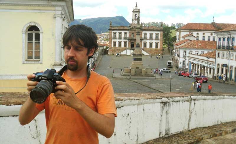 autor do blog felipe zig