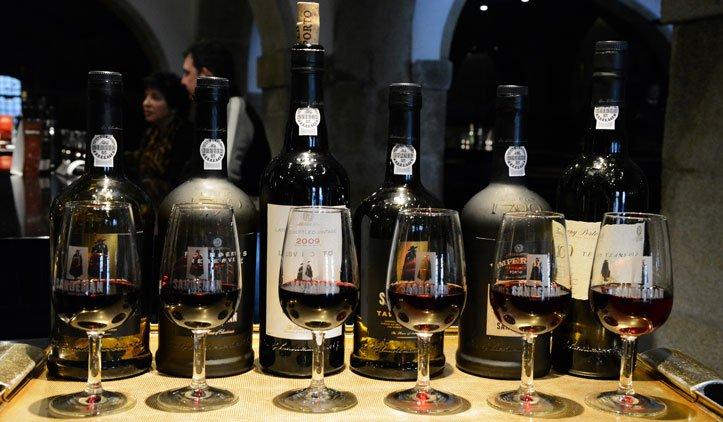 Os Tipos de Vinho do Porto
