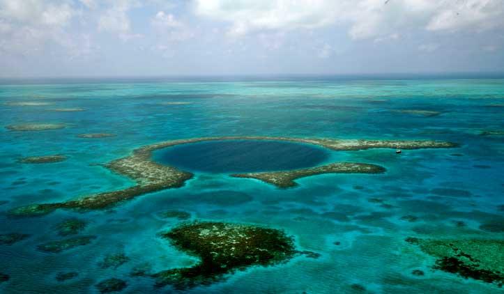 Você já ouviu falar em Belize?