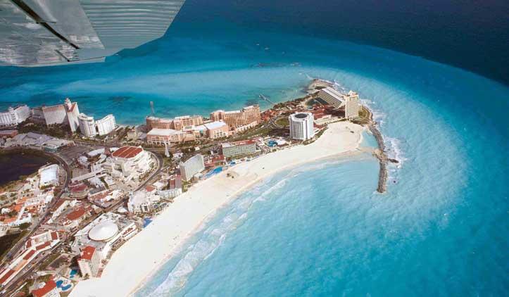 Cancún ou Playa del Carmen, onde ficar?