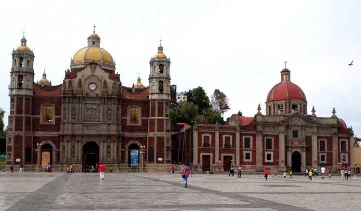 Basílica de Guadalupe, parada obrigatória na Cidade do México