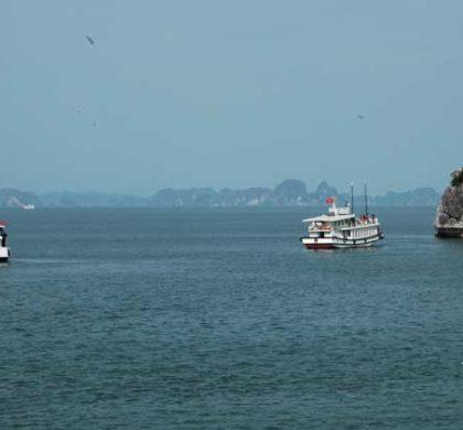 Cruzeiro em Halong Bay, quantos dias ficar no paraíso?
