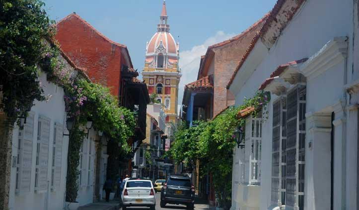 Cartagena, onde se hospedar no Centro Histórico?