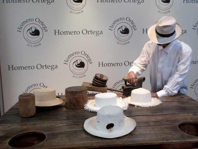 museu da fabrica de chapeus panama homero ortega