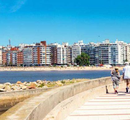 Onde ficar em Montevidéu na orla ou no centro