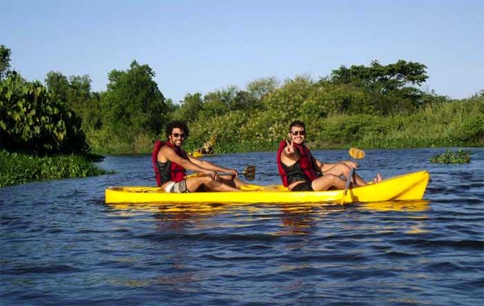 Foto: Grupo de Condutores Ambientais de Itaúnas