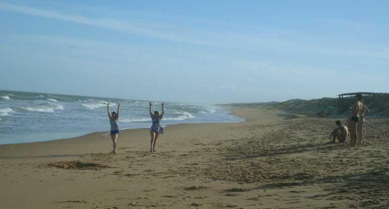 Praia das Dunas de Itaúnas