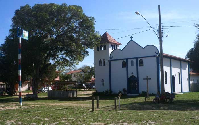 Vila de Itaúnas