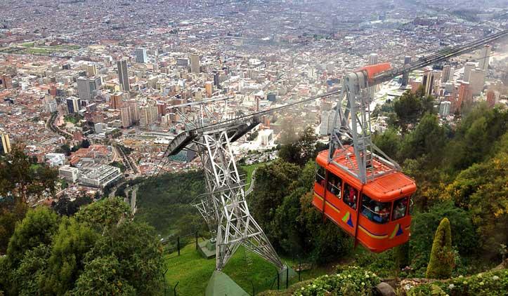 Os 8 principais pontos turísticos de Bogotá
