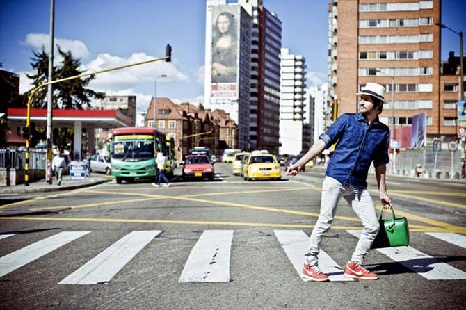 Bairro de Chicó em Bogotá