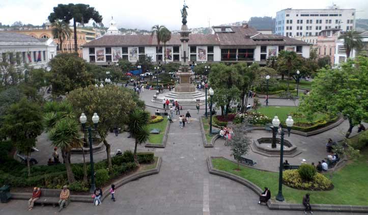 Centro Histórico de Quito, o maior das Américas
