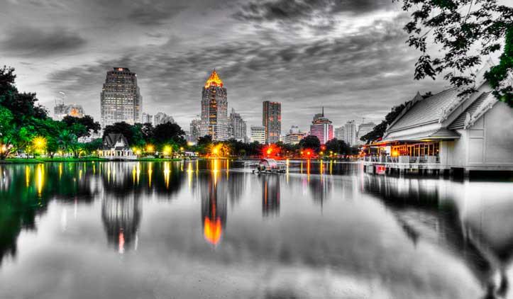 Bangkok, a Cidade dos Anjos e do Pecado
