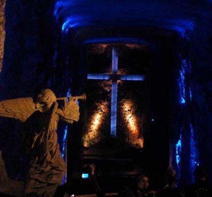 Catedral de Sal, a primeira maravilha turística da Colômbia