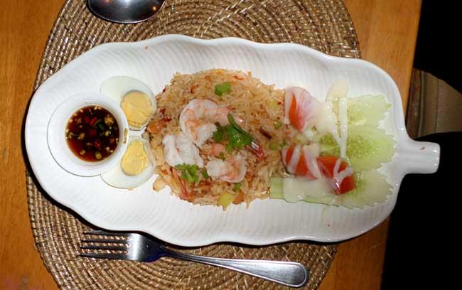comida tailandesa apimentada