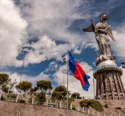 Panecillo - Foto: Visita Quito (CC BY-NC-ND 2.0)