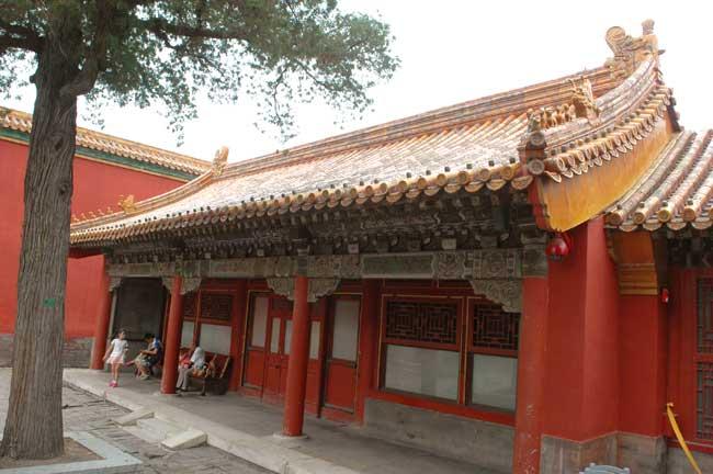 arquitetura cidade proibida pequim china