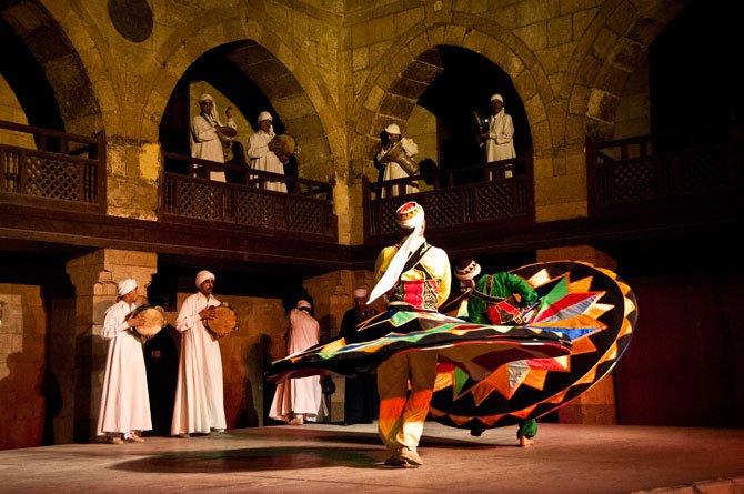 grupo de dança egípcia Al-Tannoura Egyptian Heritage