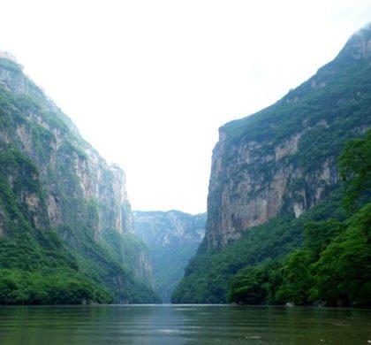 Canyon del Sumidero, uma maravilha natural do México