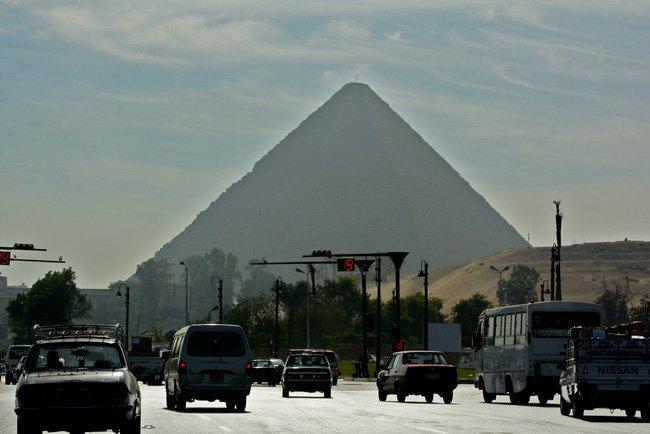 avenida de cairo