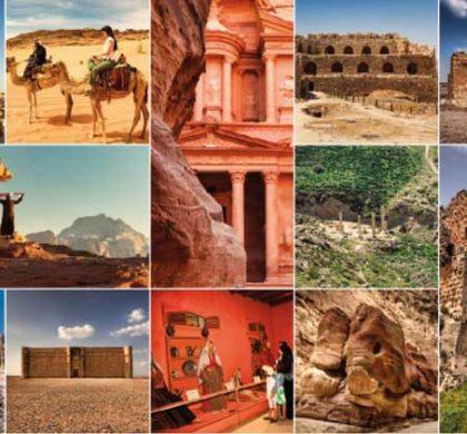 Principais pontos turísticos da Jordânia
