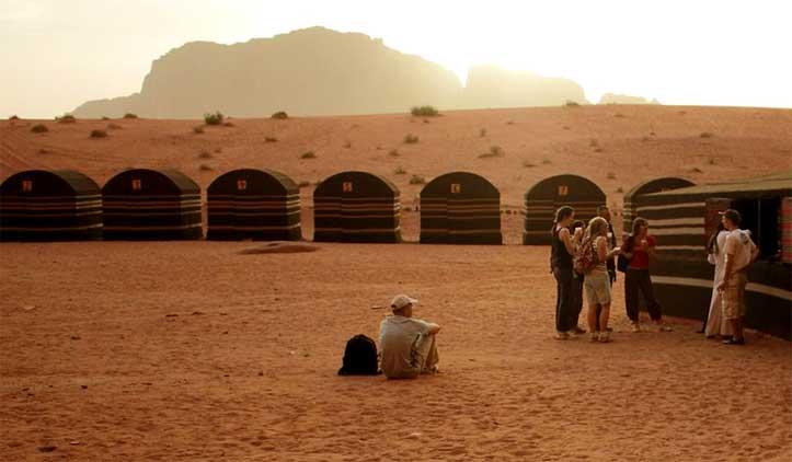 Foto: divulgação Bedouin Life Style Camp