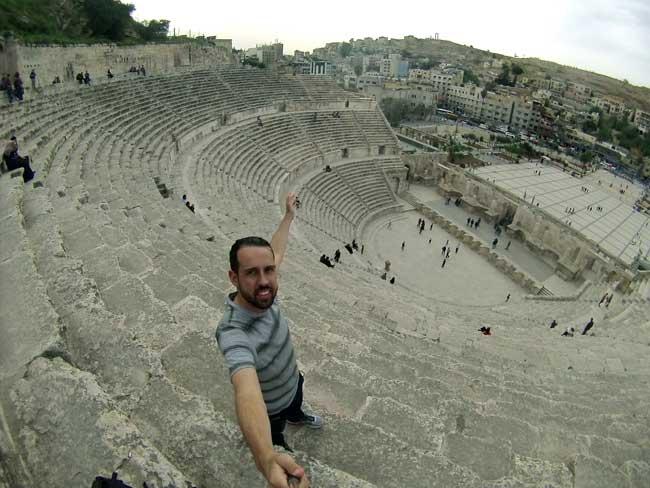 Teatro Romano de Amã