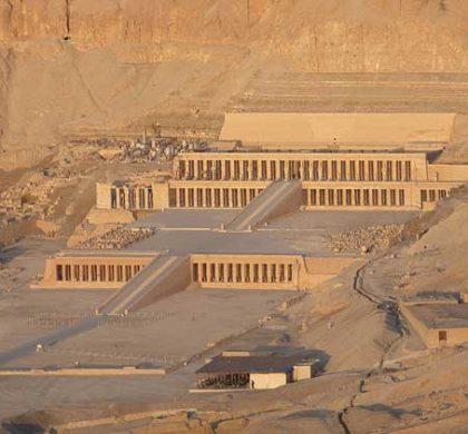 Templo da Rainha Hatshepsut - Foto: Wouter Hagens CC BY-SA 3.0