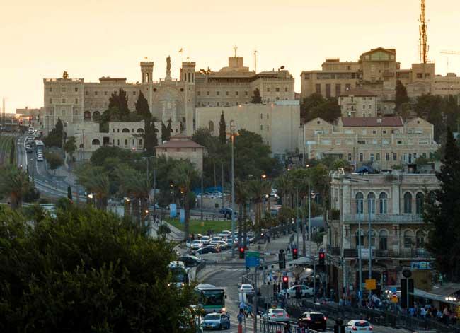 onde hospedar jerusalem