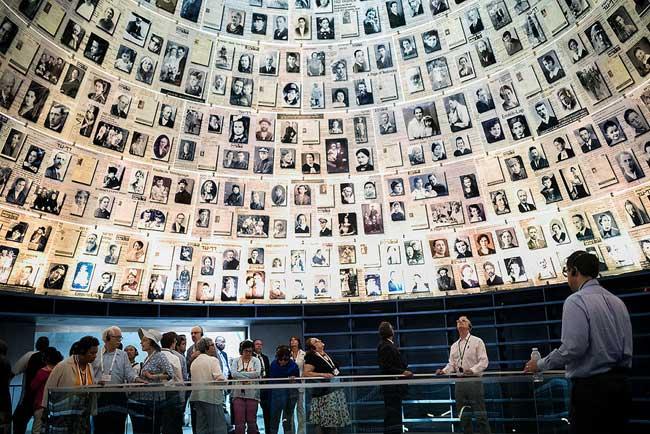 vitimas museu do holocausto jerusalem