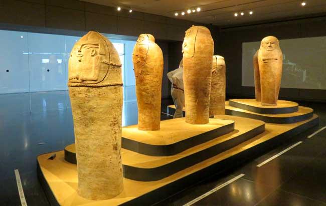 múmias do museu de israel
