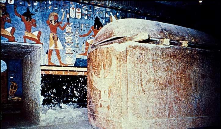 Tumba de Ramsés I -  Foto: Chuck Siefke (CC BY 2.0)