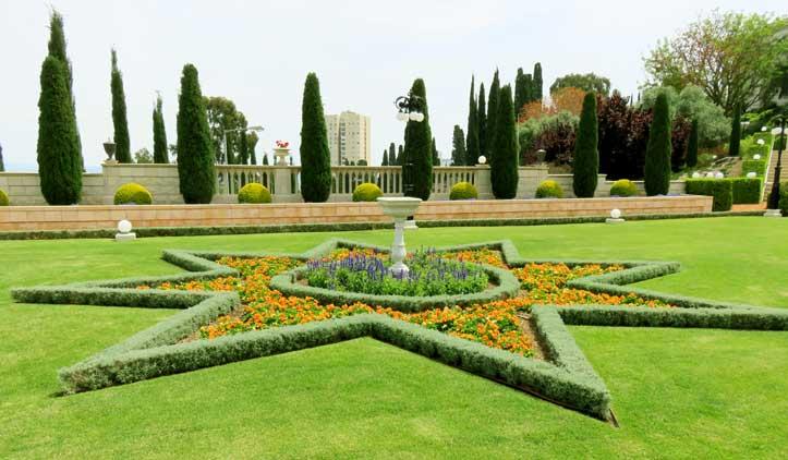 Como é a visita aos Jardins Bahá'í de Haifa