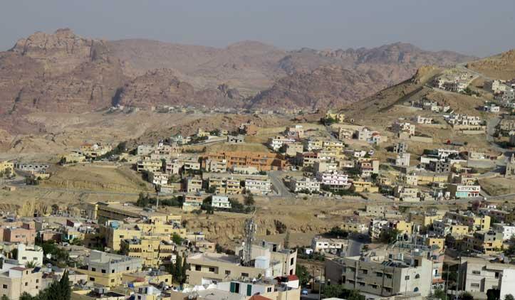Onde se hospedar em Petra, Wadi Musa