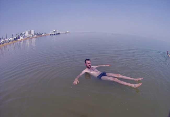 atividades para fazer em israel mar morto