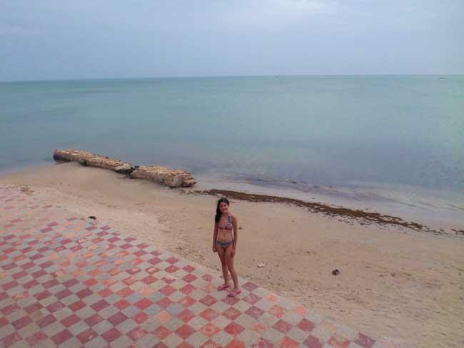 praia em cabo de la vela