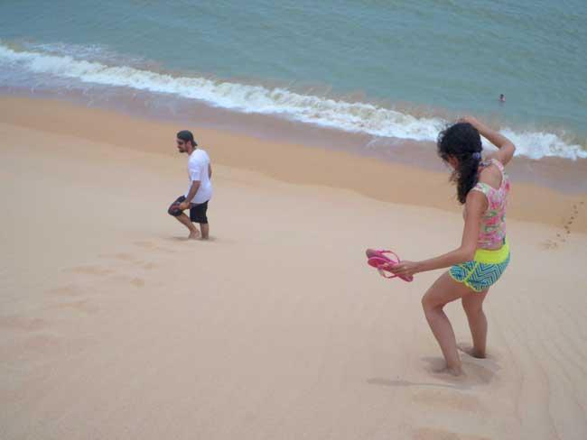 turismo em punta gallinas e dunas de taroa colombia