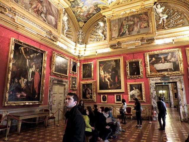 palácio palazzo pitti florença