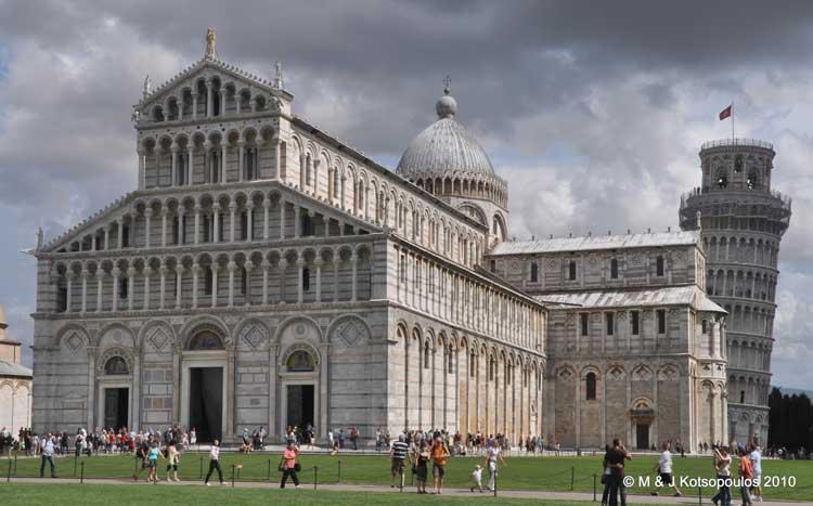 atracões para turistas italia pisa