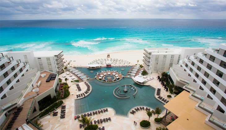 melhores resorts all inclusive cancun