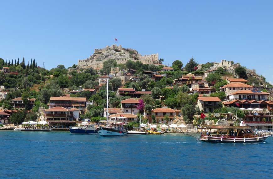 costa mediterraneo turquia