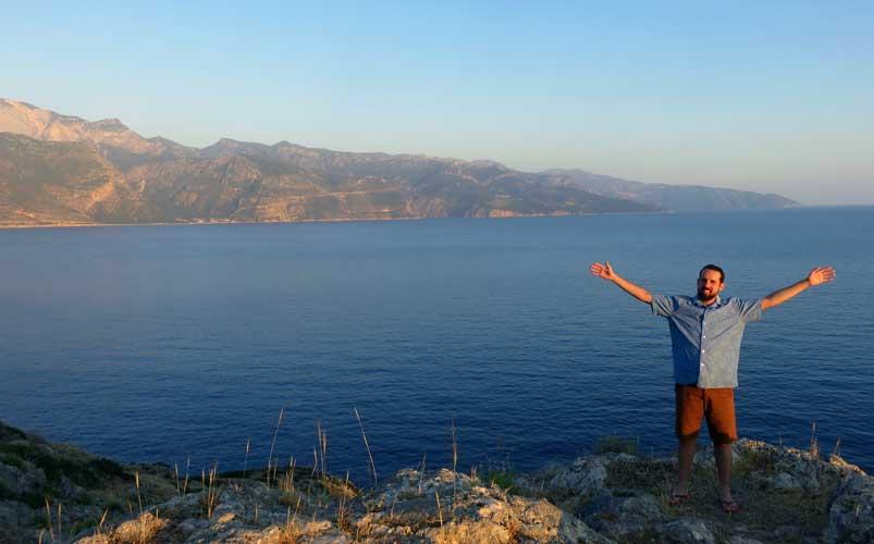 destinos de praia turquia