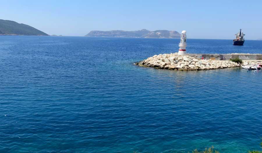 Os destinos de praia mais incríveis da Turquia